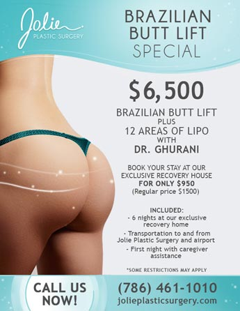 $6500 BBL Special with dr Ghurani